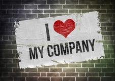 My Company Royalty Free Stock Photo
