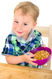 My Cornflakes! Royalty Free Stock Photos