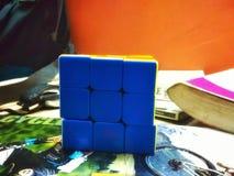 My cube ,my way . Stock Photos