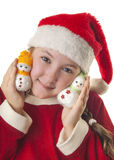 My Cute Christmas Presents Stock Photography