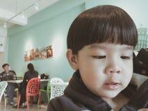 My dear son. Royalty Free Stock Photo