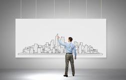 My development project Stock Image