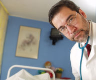 My doctor. Royalty Free Stock Images