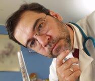 My doctor. Stock Photo