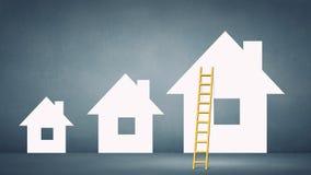 Free My Dream House Stock Image - 57163781