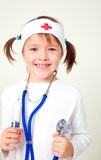 My dream is to become a physician Royalty Free Stock Photo