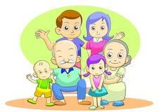 Free My Family Royalty Free Stock Image - 15852786