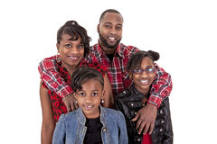 This is my family Stock Photography