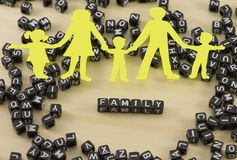 My family Stock Images