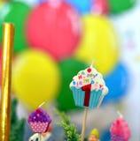 My first birthday Stock Photos