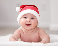 My first christmas Royalty Free Stock Photo