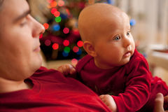 My first christmas #2 Royalty Free Stock Photography