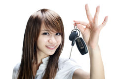 Free My First Own Car Royalty Free Stock Image - 17359966