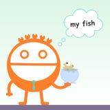 My fish Stock Image