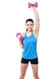 My fitness secret. Stock Image