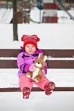 My fluffy friend Royalty Free Stock Photo