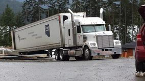 My frieghtliner Stock Photography