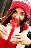 My gift Royalty Free Stock Photos