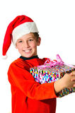 My Gift by New year Royalty Free Stock Images