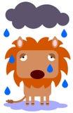 My gloomy day royalty free illustration