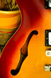 My guitar Royalty Free Stock Photography
