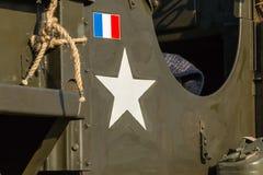 My gwiazdowy wojska zakończenie Zdjęcie Stock