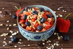 My healthy breakfast Royalty Free Stock Photography