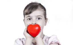 My heart Royalty Free Stock Image