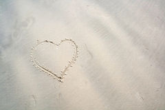 My heart Royalty Free Stock Images