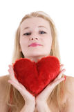 My heart is great Stock Image