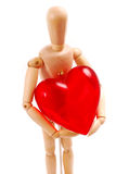 My heart for you Royalty Free Stock Photo