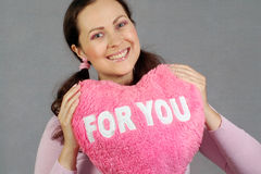 My heart for you Stock Images