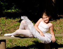 My hobby is ballet 2 Royalty Free Stock Images