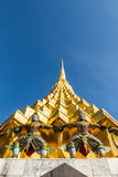 My holiday in Wat Prakaw. Stock Photos