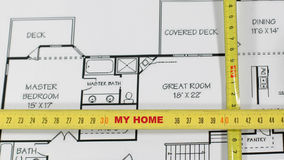 My home concept Royalty Free Stock Photos