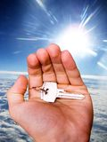 My home keys royalty free stock photos