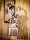 My home keys Royalty Free Stock Photography