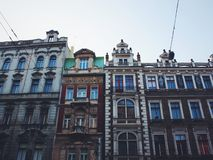 My home is my castle. Royalty Free Stock Photography