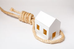 My home risk Royalty Free Stock Photo