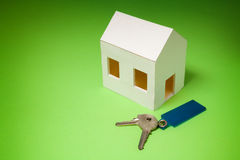 My home security Stock Image