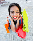 My Life Is About shopping Royalty Free Stock Image