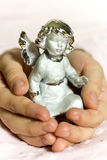 My little angel. Stock Images