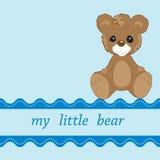 My little cute bear Stock Photography