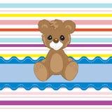 My little cute bear Stock Photo