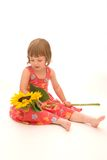 My little flower Stock Image