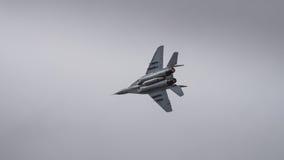 Myśliwa odrzutowego samolotu jonu lot Zdjęcie Royalty Free