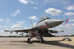 Myśliwiec Tajlandia Obraz Stock