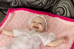 My lovely baby Stock Image