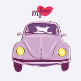 My lovely bug Royalty Free Stock Images