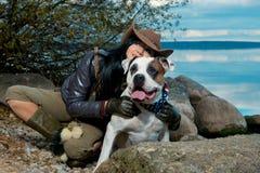 My lovely dog Stock Photo